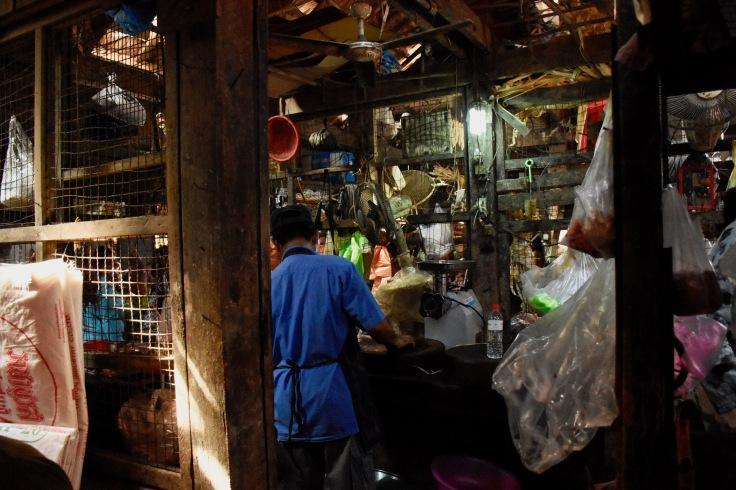 Marché Kampot