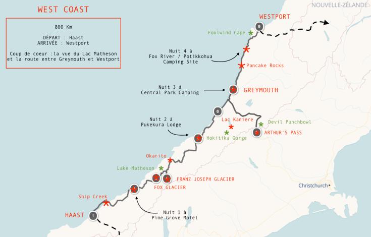 RoadTrip 6 - West Coast