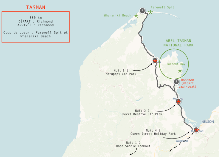 RoadTrip 7 - Tasman