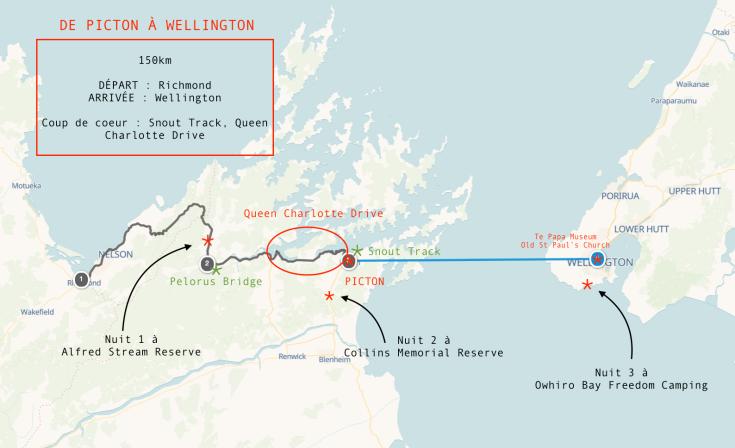 RoadTrip 8 - Picton to Wellington