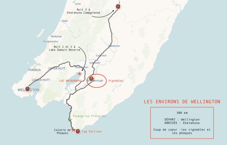 RoadTrip 9 - Autour de Wellington